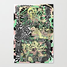 SPRING CYCLE Canvas Print