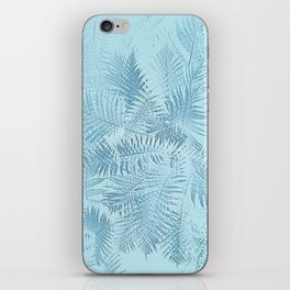Abstract Tropical leaves iPhone Skin