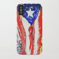 puerto rico iPhone & iPod Cases featuring Puerto Rico by Joel Gonzalez