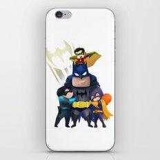 Bat-Family iPhone & iPod Skin