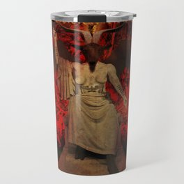 Baphomet Tarot Travel Mug