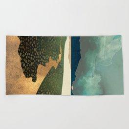 Distant Land Beach Towel