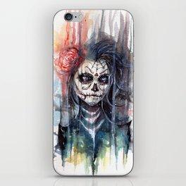 sugar skull - calavera de azucar iPhone Skin
