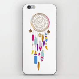 Catch a Dream Wave iPhone Skin