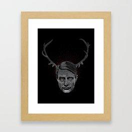 The Cannibal Framed Art Print
