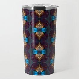 Royal Blue 1 Travel Mug