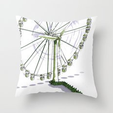 Wisdom of scientists Throw Pillow