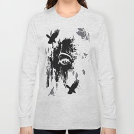 flying ravens Long Sleeve T-shirt