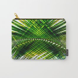 Palm Frond Strong [green] Carry-All Pouch