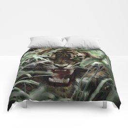 Tiger Eye Comforters
