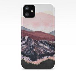 Wine Hills iPhone Case