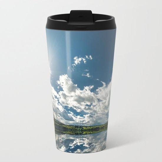 Lake Lust Metal Travel Mug
