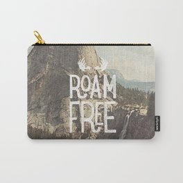 Roam Free - Yosemite Carry-All Pouch
