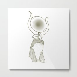 Ra Metal Print