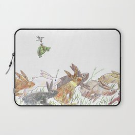 Defeating the fable Laptop Sleeve