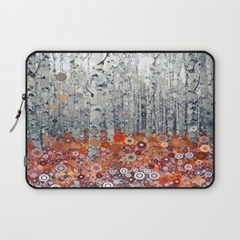 :: Run Free Woods :: Laptop Sleeve