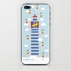 de madrid al cielo iPhone & iPod Skin