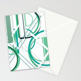 Deco D Stationery Cards