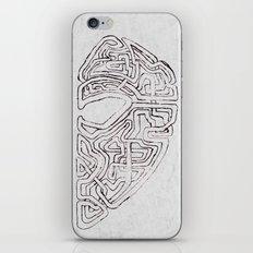 Mesoamerican 1 (Sketch) iPhone & iPod Skin