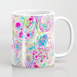 Paisley Watercolor Brights Coffee Mug