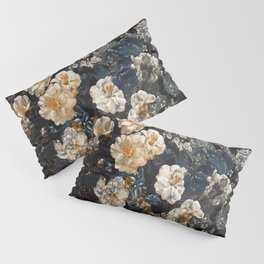 Midnight Garden XII Pillow Sham