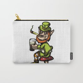 Wasted Leprechaun Carry-All Pouch