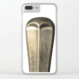 everyday object 2 Clear iPhone Case