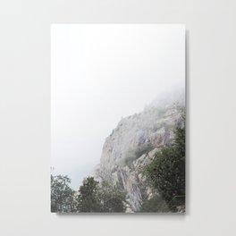 damn foggy dam Metal Print