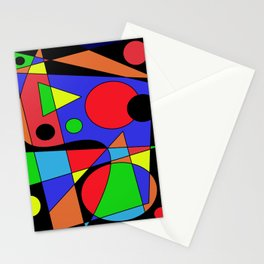 Abstract #87 Stationery Cards