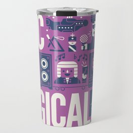 Music is ... Travel Mug