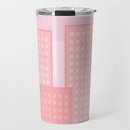 pretty city Travel Mug