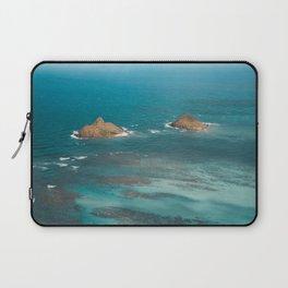 Na Mokulua Islands off Oahu's Coast Laptop Sleeve