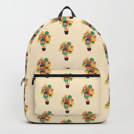Whimsical Hot Air Balloon Backpack