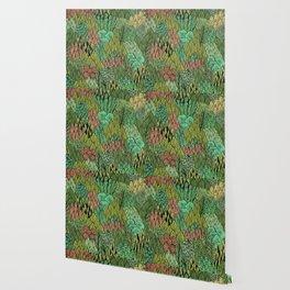 April Leaves Wallpaper