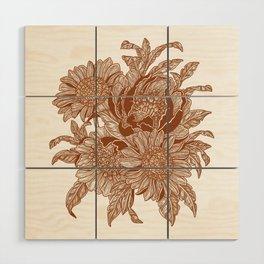Overgrown 7 Wood Wall Art
