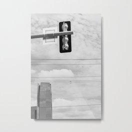 Downtown OKC Metal Print