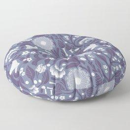 Whimsical Forest Floor Pillow