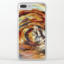 Vibrational Clear iPhone Case