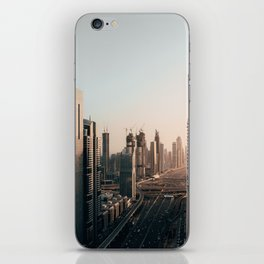 Dubai Skyline iPhone Skin