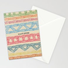HAPPINESS ELM THE PERSON Stationery Cards