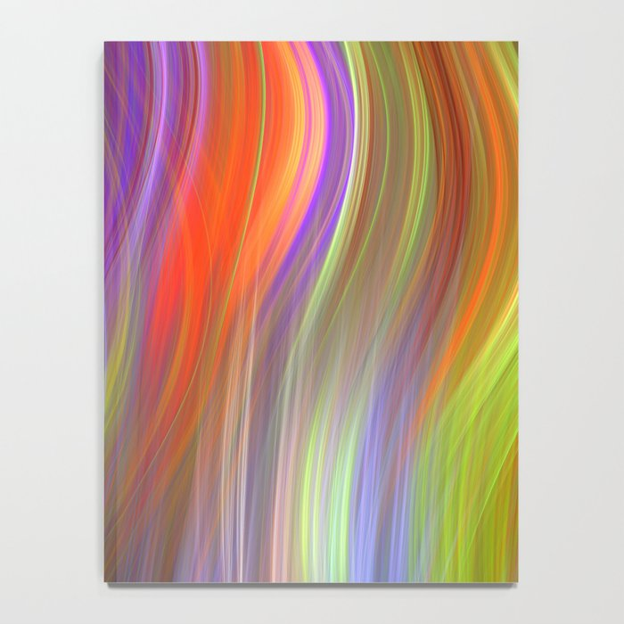 Colour streams II Notebook