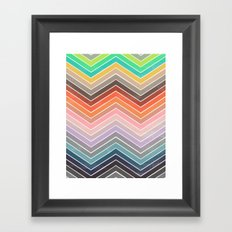 journey 2 Framed Art Print