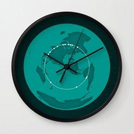 The Great Circle Wall Clock