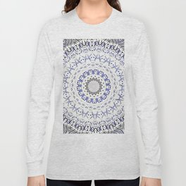 FESTIVAL SUMMER - FADED BLUE Long Sleeve T-shirt