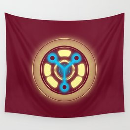 Flux Reactor Wall Tapestry