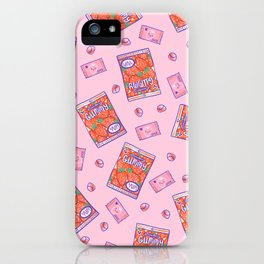 Strawberry Gummy Candy iPhone Case