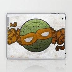 The Orange Turtle Laptop & iPad Skin