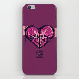 Love Skulls Redux iPhone Skin