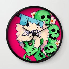 Zombie-kun Wall Clock