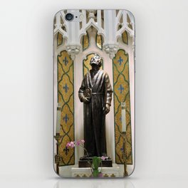 St. Patrick's Cathedral in Manhattan - St. Jude iPhone Skin